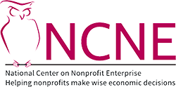 National Center on Nonprofit Enterprise Logo